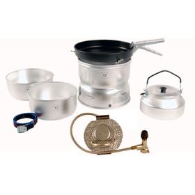 Trangia Sturmkocher 25-4 Storm Cooker Ultralight Aluminum with Gas Burner